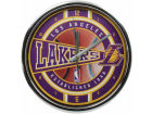 Los Angeles Lakers Chrome Clock Bed & Bath