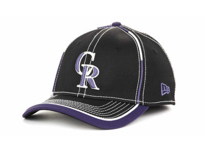 Colorado Rockies MLB Taktodd 39THIRTY Hats