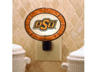 Oklahoma State Cowboys Art Glass Night Light Bed & Bath