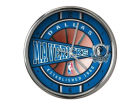 Dallas Mavericks Chrome Clock Bed & Bath