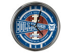 Butler Bulldogs Chrome Clock Bed & Bath