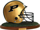 Purdue Boilermakers Replica Helmet with Wood Base Collectibles
