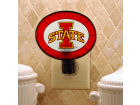 Iowa State Cyclones Art Glass Night Light Knick Knacks