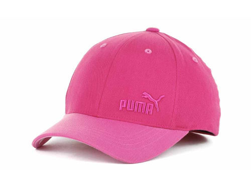 Puma Lids 2 Small Number One Logo Flex Cap Hats
