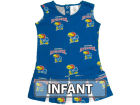 Kansas Jayhawks NCAA Infant Supreme Cheer Dress & Bloomer Set Infant Apparel