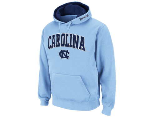 North Carolina Tar Heels Colosseum NCAA Arch Logo Hoodie