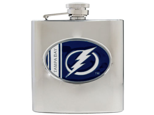 Tampa Bay Lightning Great American Products Hip Flask
