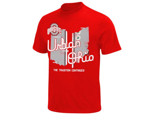 Ohio State Buckeyes NCAA Urban Ohio T-shirt