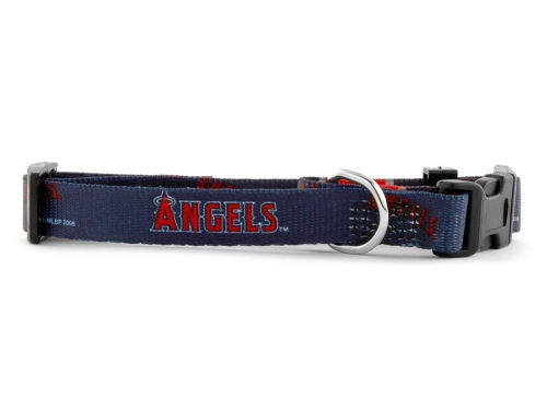 Los Angeles Angels of Anaheim Hunter Manufacturing Small Dog Collar
