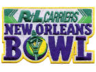 New Orleans Bowl New Orleans Bowl Patch Collectibles
