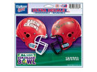Louisiana Lafayette Ragin Cajuns Wincraft 2011 New Orleans Bowl Duel Ultra Decal Auto Accessories