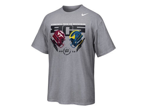 Sugar Bowl Nike NCAA Head to Head T-Shirt