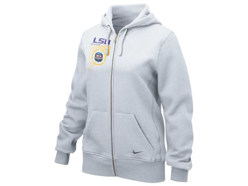LSU Tigers Nike National Champ 12 Womens Bound Target Hoody