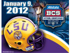 LSU Tigers Wincraft 2012 BCS National Champ Ultra Decal Auto Accessories