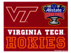 Virginia Tech Hokies Wincraft 2012 Sugar Bowl Ultra Decal Auto Accessories