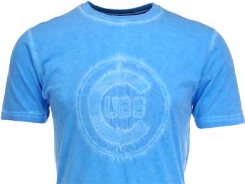 Chicago Cubs MLB Diversion T-Shirt