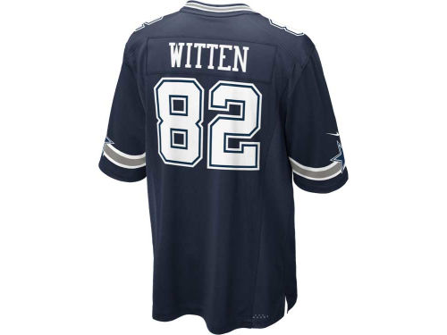 Dallas Cowboys WITTEN Nike NFL Youth Game Jersey