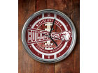 Mississippi State Bulldogs Chrome Clock Bed & Bath