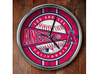Los Angeles Angels Chrome Clock Bed & Bath