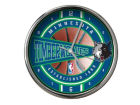 Minnesota Timberwolves Chrome Clock Bed & Bath