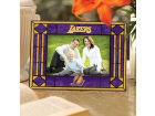 Los Angeles Lakers Art Glass Picture Frame Bed & Bath