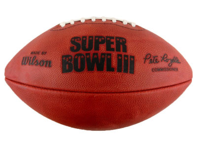 Vintage Super Bowl Game Ball