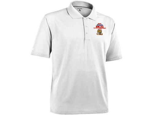 LSU Tigers Antigua NCAA National Champ 2012 Phoenix Polo
