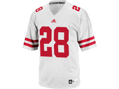 Wisconsin Badgers NCAA Replica Football Jersey
