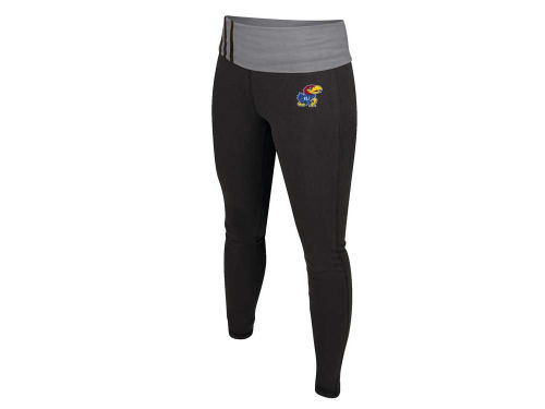 Kansas Jayhawks adidas NCAA Womens Screened Primary Legging