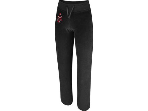 Wisconsin Badgers NCAA Womens Get Vertical Velour Pant