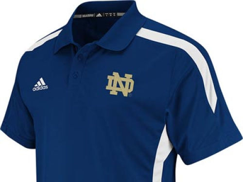 Notre Dame Fighting Irish NCAA Sideline Polo