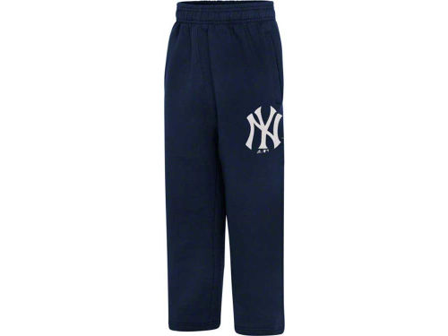 New York Yankees Outerstuff MLB Youth Team Color Fleece Pant
