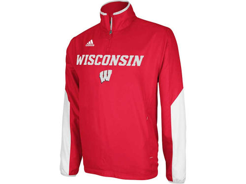 Wisconsin Badgers NCAA Sideline Hot Jacket