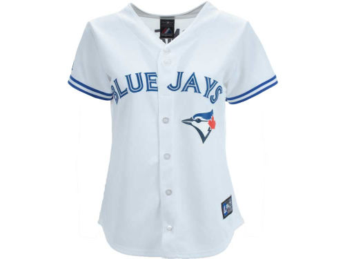 Toronto Blue Jays Majestic MLB Womens Replica Jersey