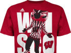 Wisconsin Badgers NCAA Extra Large T-Shirt T-Shirts