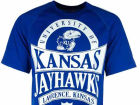 Kansas Jayhawks NCAA Mountain Top Climalite T-Shirt T-Shirts