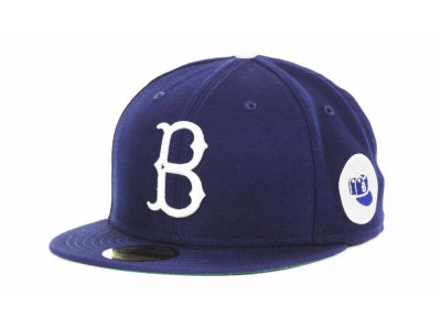 Brooklyn Dodgers MLB Retro World Series Patch 59FIFTY Cap Hats