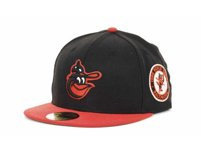 Baltimore Orioles MLB Retro World Series Patch 59FIFTY Cap Hats