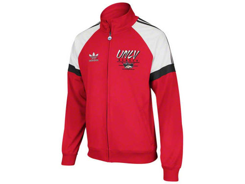 UNLV Runnin Rebels adidas NCAA BTC Track Jacket