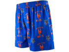 New York Mets College Concepts MLB Prospect Printed Knit Boxer Underwear