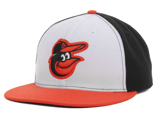 Baltimore Orioles New Era MLB Authentic Collection 59FIFTY Cap Hats