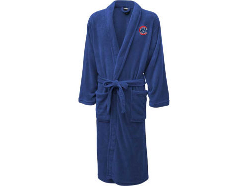 Chicago Cubs College Concepts MLB Mens Team Plush Robe