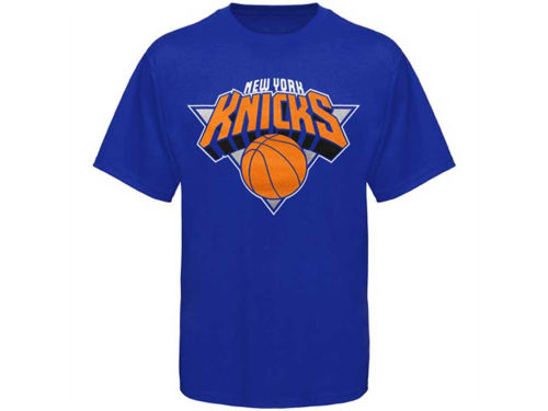 New York Knicks Carmello Anthony Profile NBA Youth Name And Number T-Shirt