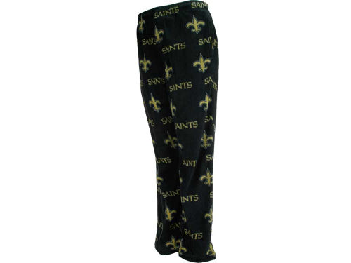 New Orleans Saints College Concepts NFL Printed Microfleece Pants