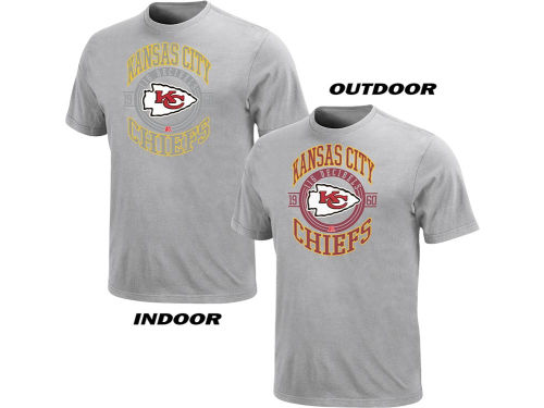 Kansas City Chiefs VF Licensed Sports Group NFL Hall of Famer Gamer III T-Shirt