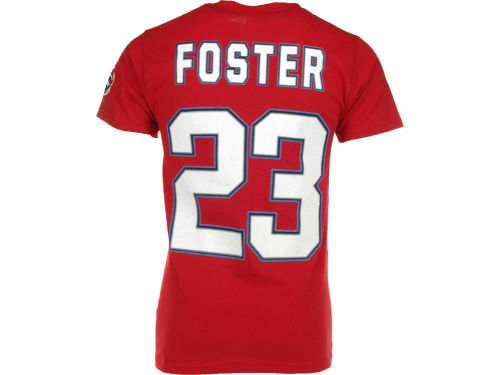 Houston Texans Arian Foster VF Licensed Sports Group NFL Men's Eligible Receiver T-Shirt