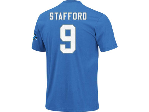 Detroit Lions Matthew Stafford VF Licensed Sports Group NFL Men's Eligible Receiver T-Shirt