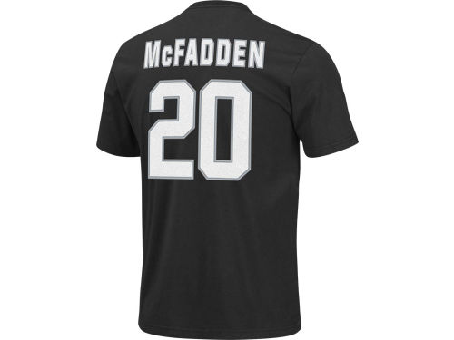 Oakland Raiders Darren McFadden VF Licensed Sports Group NFL Eligible Receiver T-Shirt
