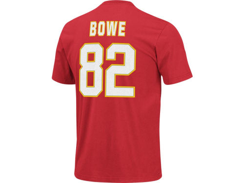 Kansas City Chiefs Dwayne Bowe VF Licensed Sports Group NFL Men's Eligible Receiver T-Shirt