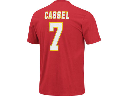 Kansas City Chiefs Matt Cassel  VF Licensed Sports Group NFL Eligible Receiver T-Shirt